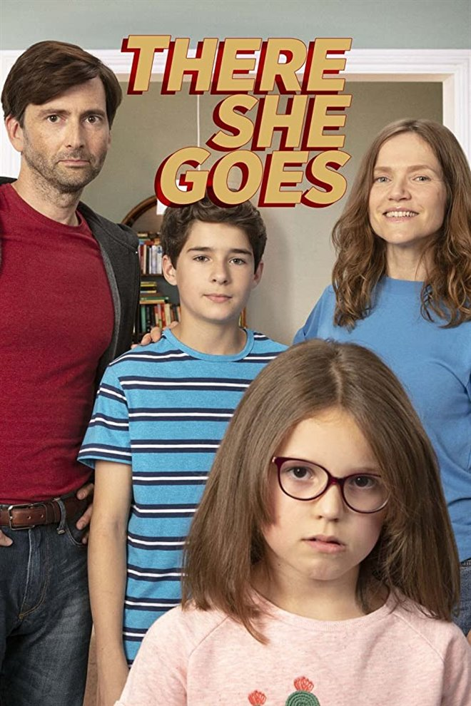 There She Goes (BritBox) Large Poster