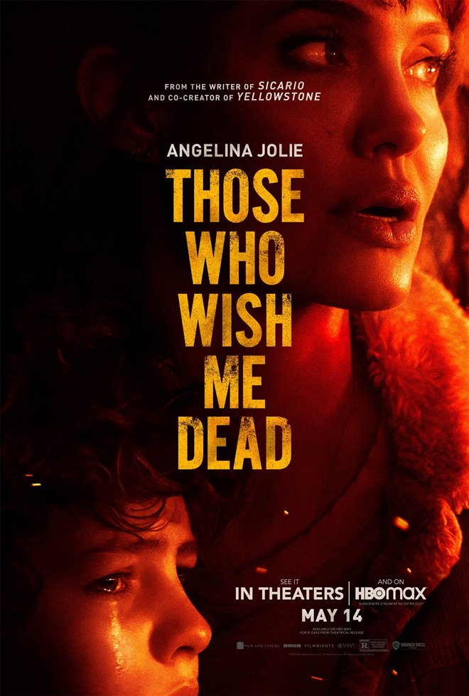 Those Who Wish Me Dead Large Poster