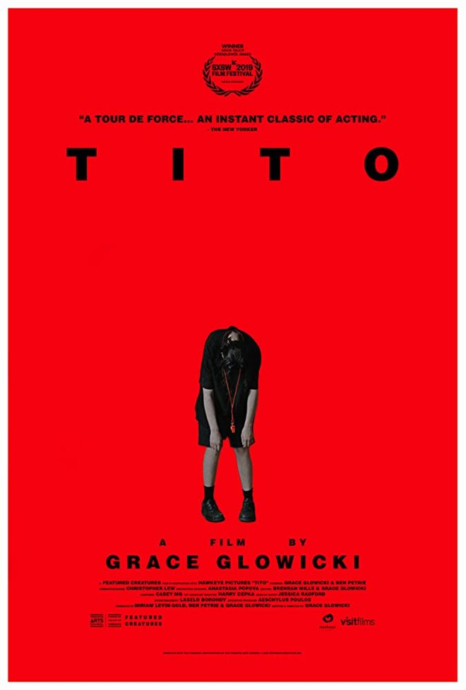 Tito Large Poster