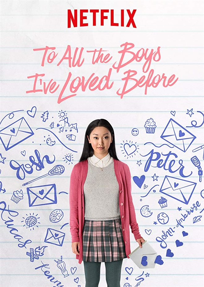 Image result for to all the boys i've loved before movie poster
