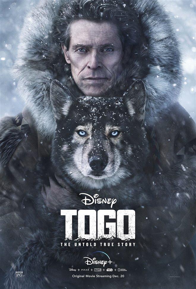 Togo (Disney+) Large Poster