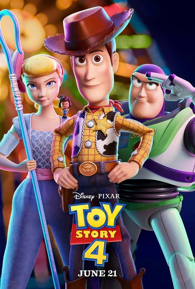 Toy Story 4 Large Poster