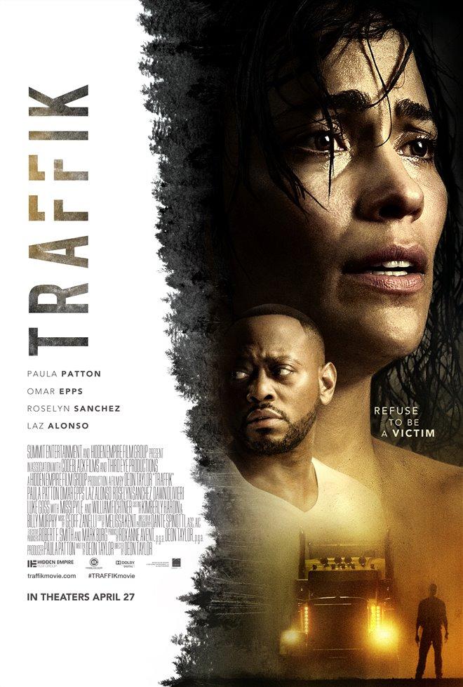 Traffik Large Poster