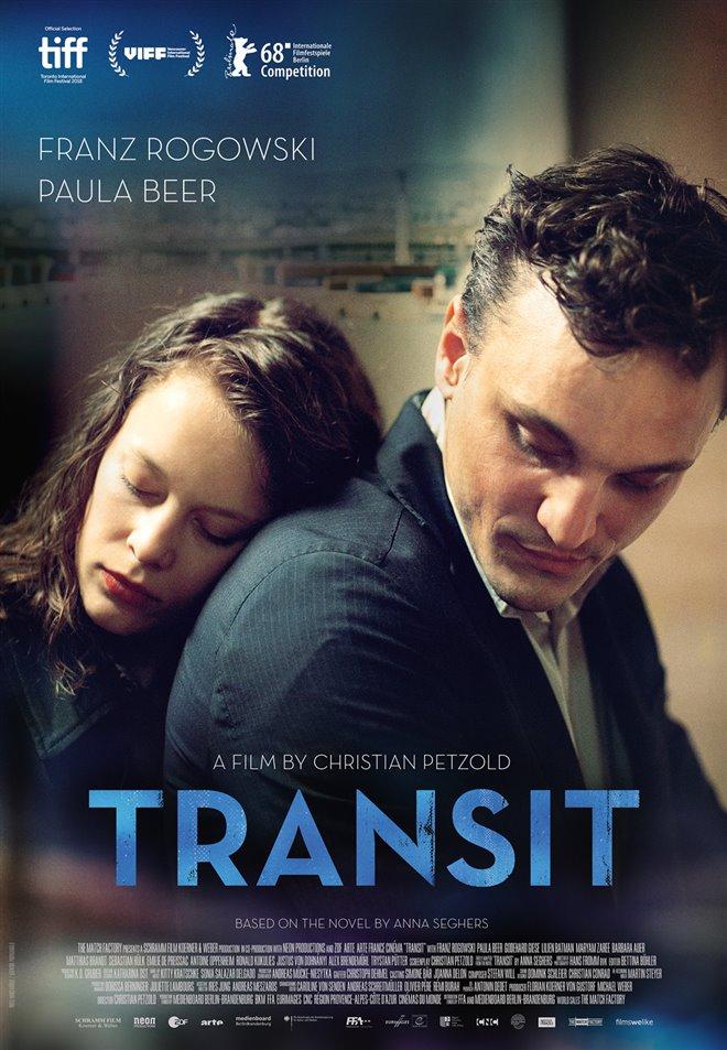 Transit Large Poster
