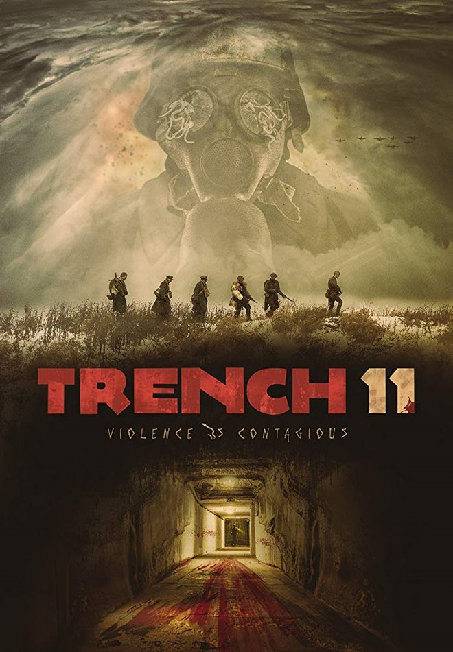 Trench 11 Large Poster