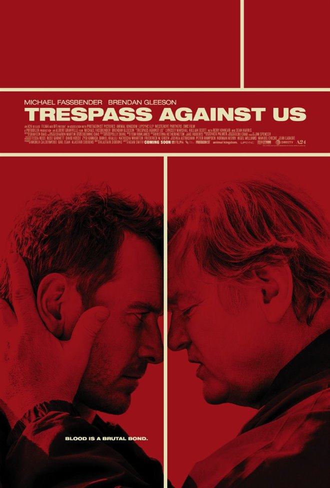 Trespass Against Us Large Poster