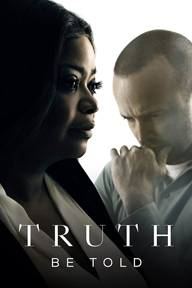 Truth Be Told (Apple TV+) Large Poster