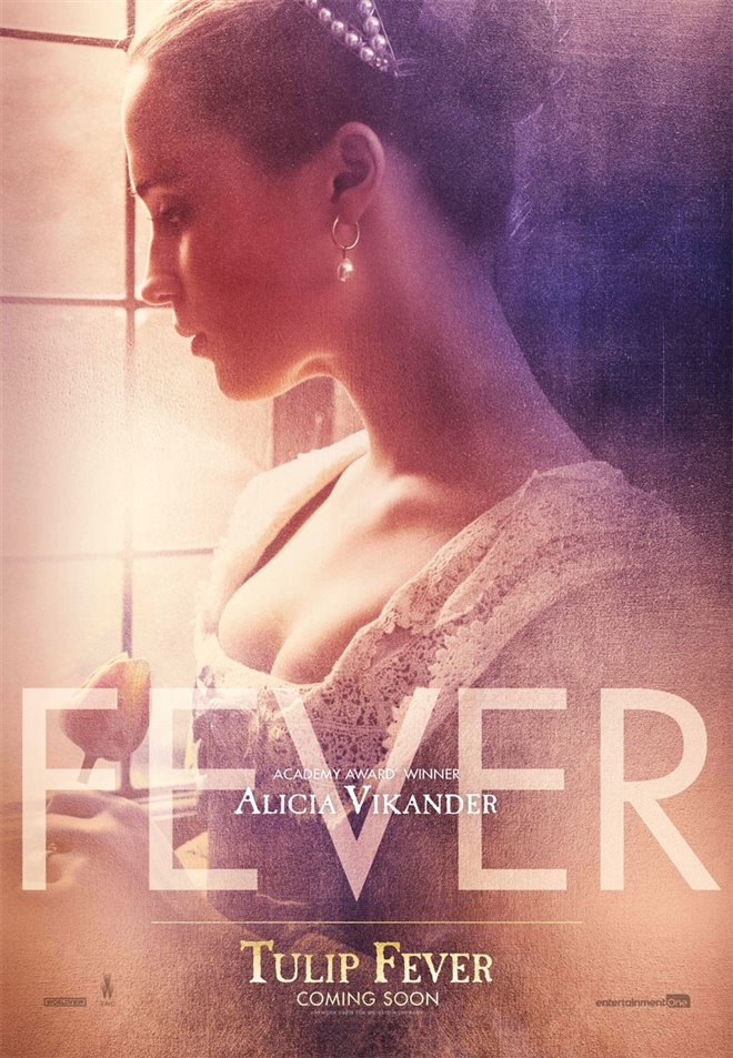 Tulip Fever Large Poster