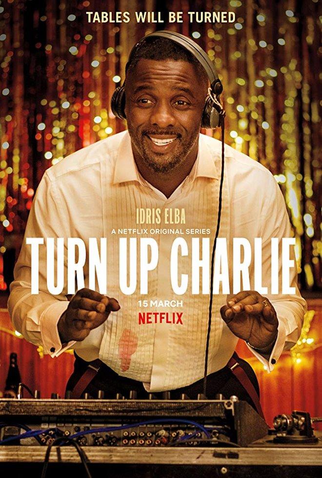 Turn Up Charlie (Netflix) Large Poster