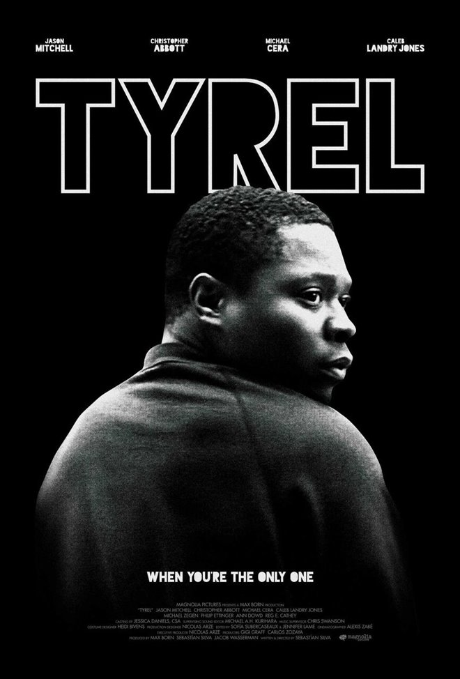 Tyrel Large Poster