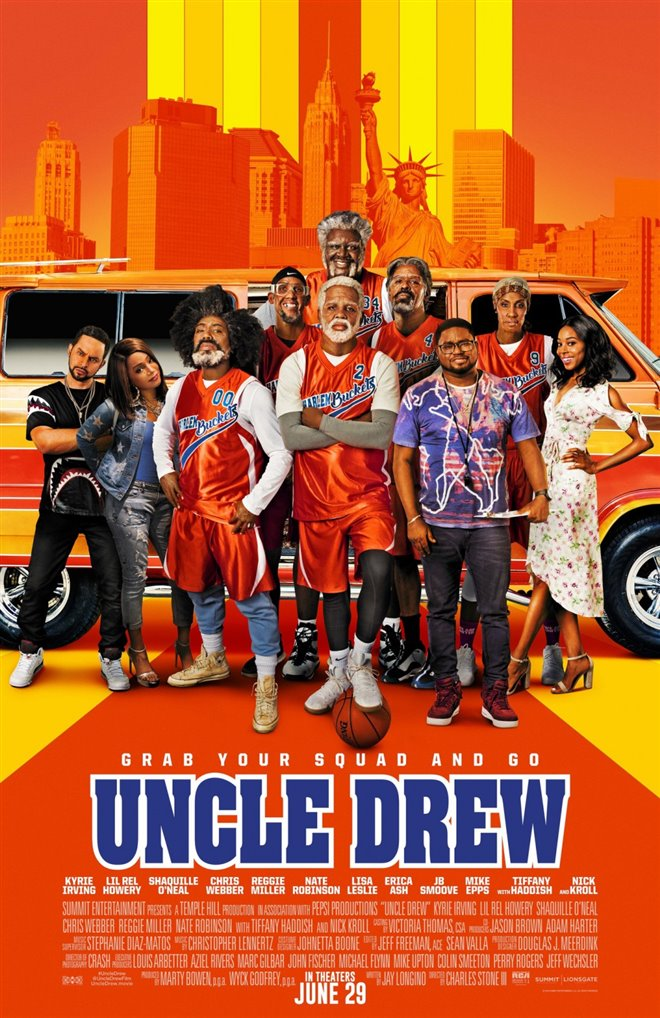 Uncle Drew Large Poster