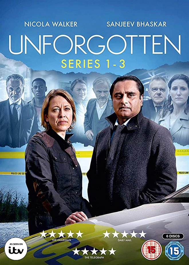 Unforgotten (BritBox/PBS) Large Poster