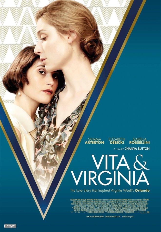 Vita & Virginia Large Poster