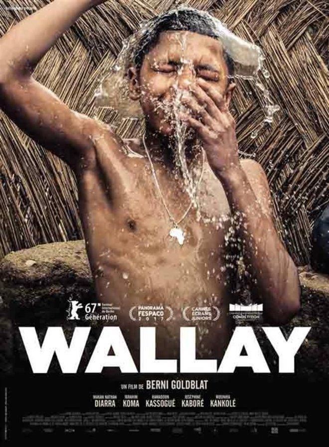Wallay Large Poster