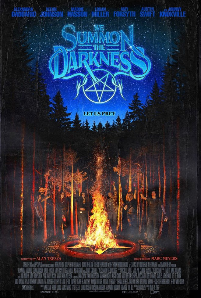 We Summon the Darkness Large Poster