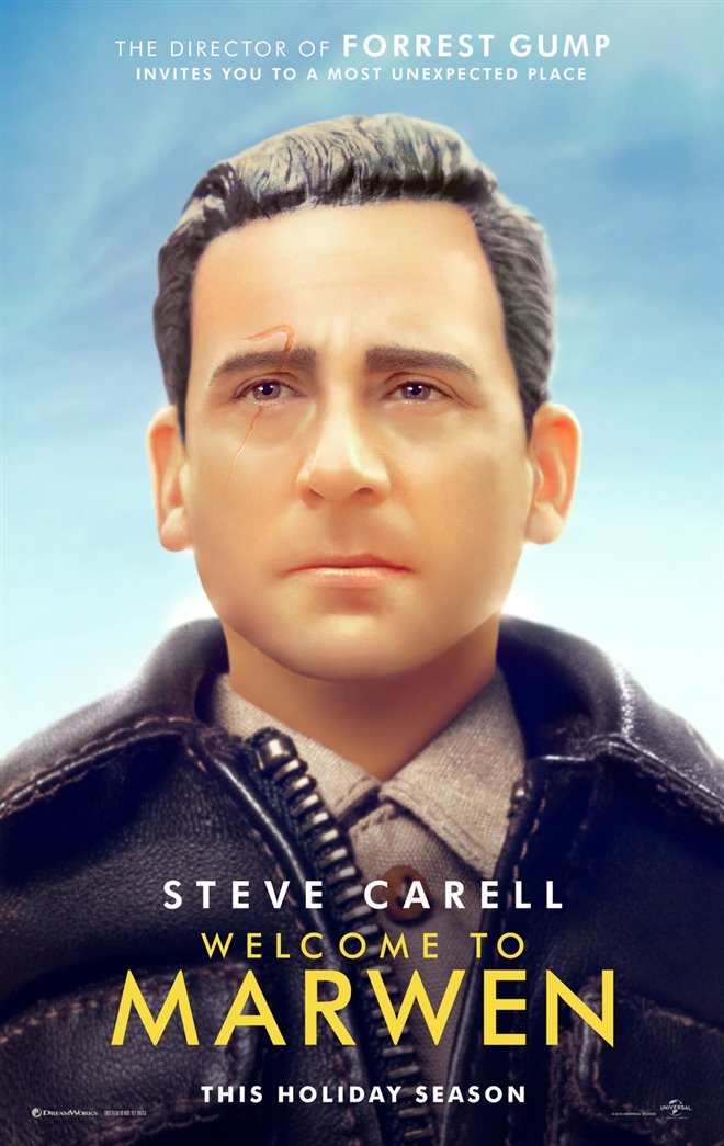 Welcome to Marwen Large Poster