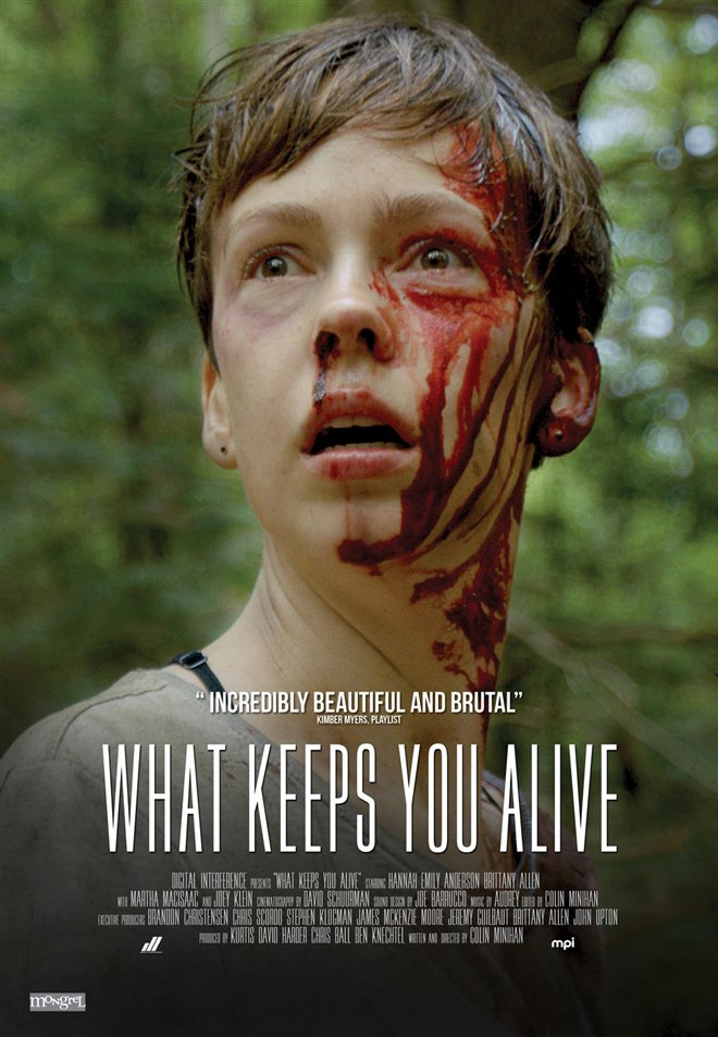 What Keeps You Alive Large Poster