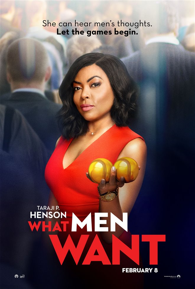 What Men Want Large Poster