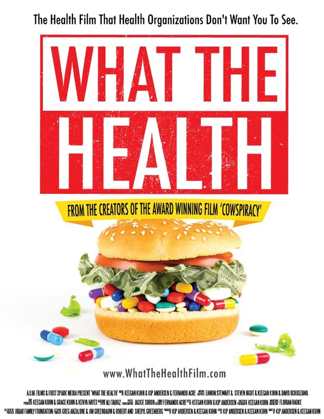 What the Health (Netflix) Large Poster