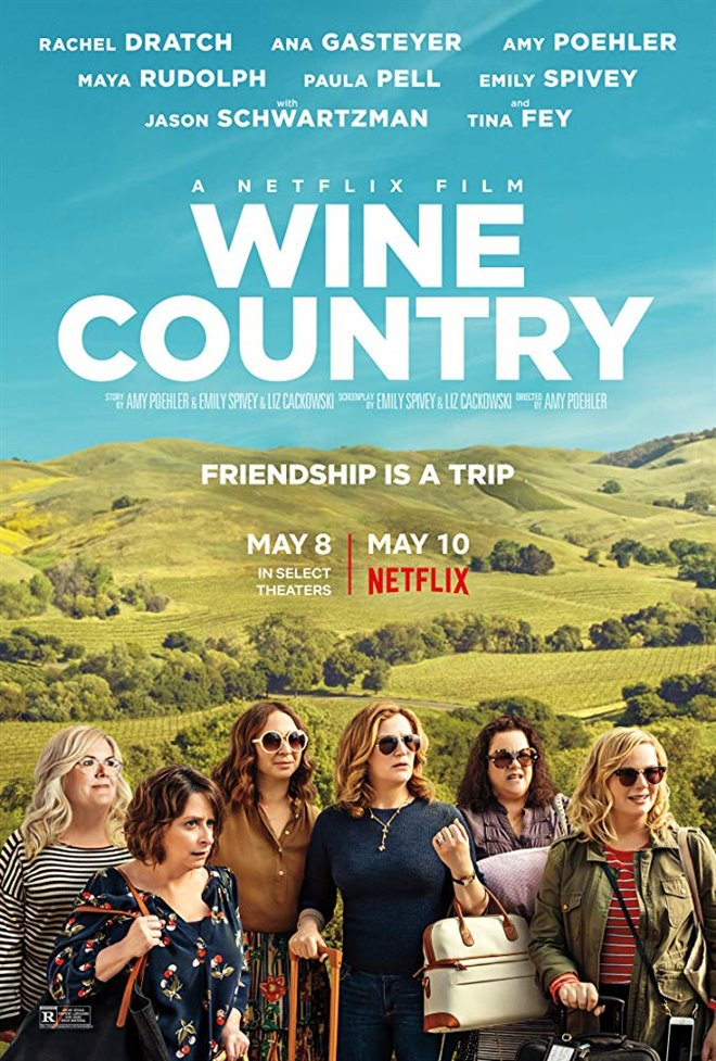Wine Country (Netflix) Large Poster