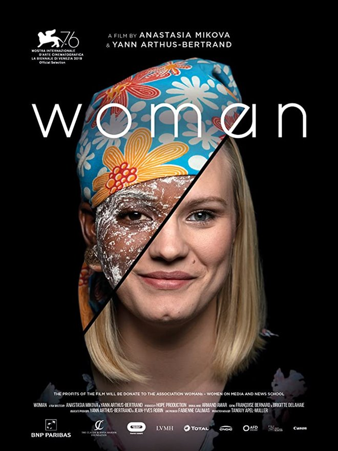 Woman Large Poster