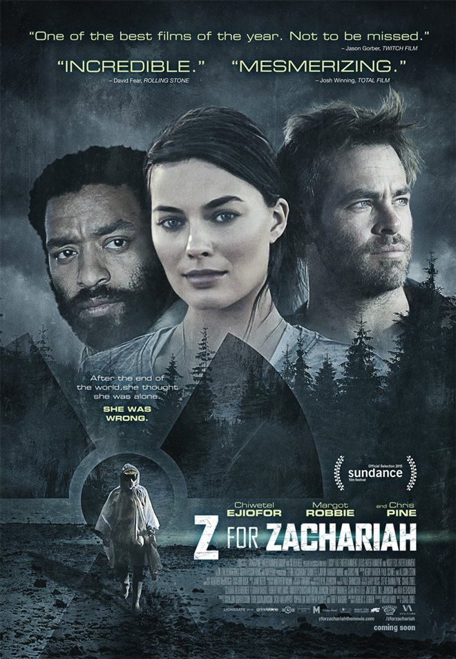 Z for Zachariah Large Poster