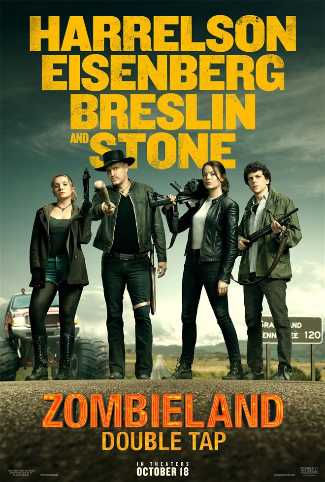 Zombieland: Double Tap Large Poster