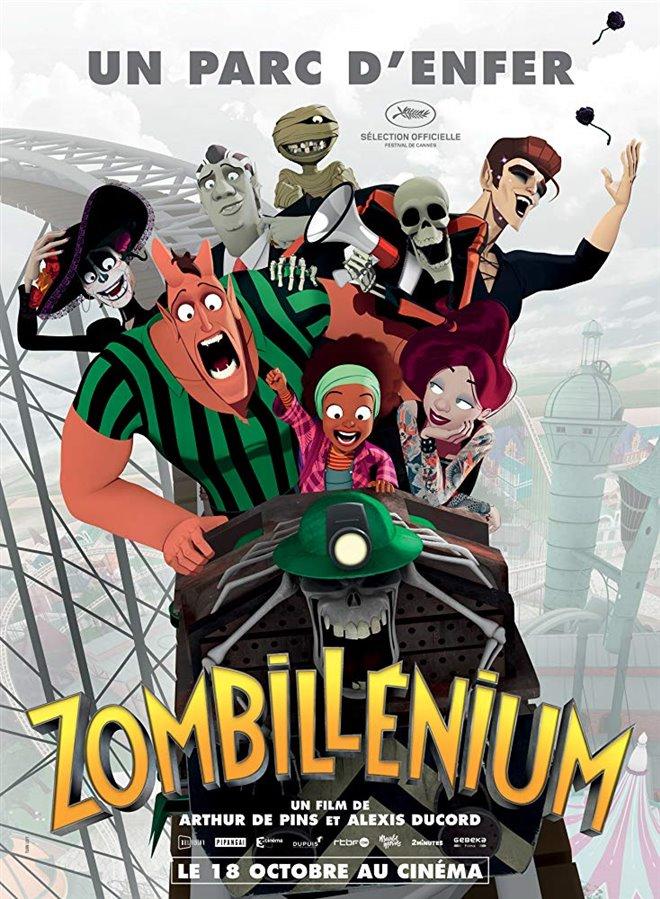 Zombillénium Large Poster