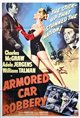 Armored Car Robbery (1950) poster