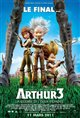 Arthur 3: The War of the Two Worlds Movie Poster