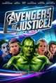 Avengers of Justice: Farce Wars Poster