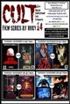 Cult Film Series at the Roxy 14 Poster
