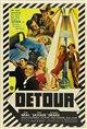 Detour (1945) Movie Poster