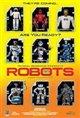 Robots 3D Poster