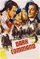 The Dark Command Movie Poster