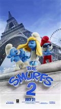 The Smurfs 2 motion poster Video Thumbnail