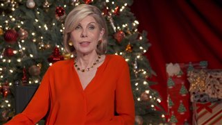 christine baranski interview a bad moms christmas