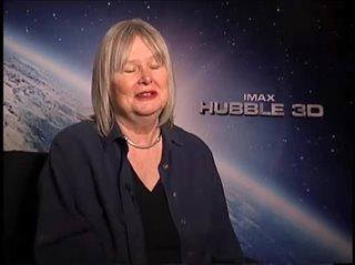 Toni Myers (IMAX: Hubble 3D) Interview | Celebrity Interviews